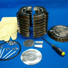 Cryopump Repair Parts