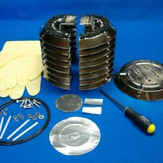 Cryopump Repair Parts