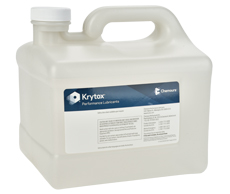Krytox Vacuum Pump Fluids 5kg