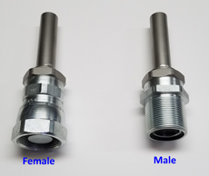 Pressure Relief Tool (Both Male and Female)