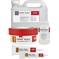 Krytox Greases and Fluids