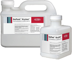 krytox vacuum pump fluids